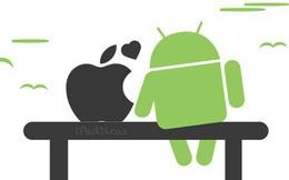"""Độc quyền """"song mã"""": Đây là cách Google và Apple đang vô tình giúp đỡ lẫn nhau khi cùng thống trị thị trường di động"""
