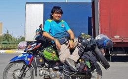 Chàng trai đi phượt bằng xe máy suốt hơn 3 năm qua 62 quốc gia, 6 châu lục sẽ trở về Việt Nam vào ngày mai