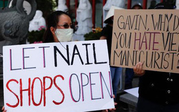 California ra quyết định mới, cộng đồng nail Việt nhẹ nhõm
