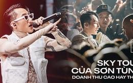 Giải mã doanh thu của SKY Tour Movie: Sơn Tùng lập kỉ lục nhưng con số không hoành tráng như chúng ta vẫn nghĩ