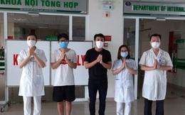 Thêm 2 người khỏi bệnh, Việt Nam chữa khỏi 97% ca COVID-19