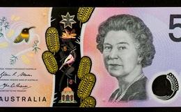 Australia tiết kiệm 1 tỷ đô la nhờ chuyển đổi từ tiền giấy sang tiền polymer