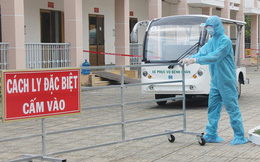 Việt Nam phát hiện thêm 7 ca nhiễm Covid-19, được cách ly ngay khi nhập cảnh