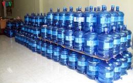 Phát hiện thêm một cơ sở sản xuất nước uống đóng bình ở Hải Phòng không an toàn