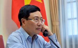 Nhật Bản đề nghị Việt Nam sớm khôi phục đi lại giữa hai nước