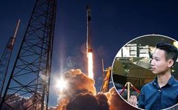 Tác giả phi thuyền không gian Việt Nam hỏi: Bao giờ ta có SpaceX, Elon Musk?