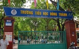 Ninh Bình: Khởi tố bắt giam Hiệu trưởng, Hiệu phó trường tiểu học bớt xén khẩu phần ăn của học sinh