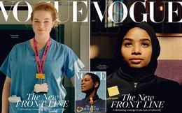 Bìa tạp chí thời trang nổi tiếng Vogue UK bất ngờ tôn vinh 3 người phụ nữ bình thường