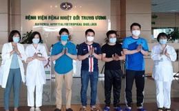Thêm 5 người khỏi bệnh COVID-19, Việt Nam đã chữa khỏi 298 ca