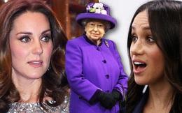 Trước vụ lùm xùm Meghan Markle hãm hại chị dâu Kate, Nữ hoàng Anh xuất hiện đúng thời điểm quan trọng thể hiện uy quyền