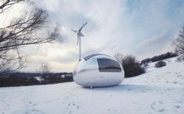Ecocapsule: Xu hướng nhà con nhộng tiện nghi, tối giản và thân thiện với môi trường ở Slovakia