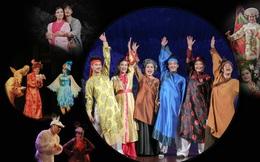 Sân khấu Lệ Ngọc xuôi về phương Nam: Sân khấu rực rỡ nhất khi chảy đúng nhịp điệu, tiết tấu của cuộc sống!