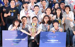 56 Credit - quán quân cuộc thi lập trình do Facebook và CoderSchool tổ chức: Muốn chiến thắng phải dám khác biệt và giải quyết đúng thứ mà doanh nghiệp cần