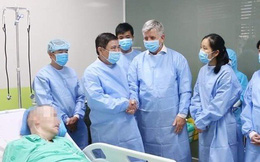 Saigontourist Group hỗ trợ đưa bệnh nhân Covid-19 là phi công người Anh về nước