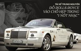 Xem tài xế của ông Đặng Lê Nguyên Vũ đỗ Rolls-Royce dài gần 6 mét vào chỗ hẹp
