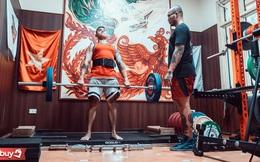 Khám phá phòng gym hơn 1,2 triệu đồng cho 90 phút tập luyện của vận động viên cử tạ huy chương vàng toàn quốc