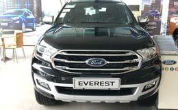 Đại lý tìm đủ cách dọn kho Ford Everest: Giảm giá gần 200 triệu, độ sẵn nhiều đồ chơi 'hàng hiệu' giá cả trăm triệu đồng