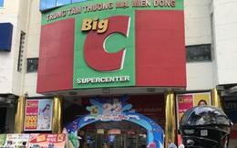 Big C miền Đông tháo bảng thông báo đóng cửa, quay về buôn bán bình thường