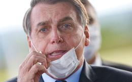 Không đeo khẩu trang, tổng thống Brazil bị thẩm phán phạt thẳng tay