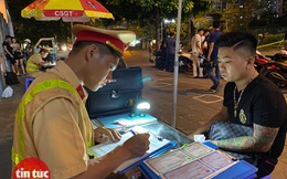 Bộ Công an đề xuất tước giấy phép lái xe đối với 11 lỗi vi phạm