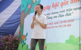 """Mẹ 4 con MC Minh Trang khởi xướng dự án thiện nguyện: Tặng 1.000 """"Hộp háo hức"""" mỗi tháng, cùng cha mẹ và các em nhỏ khó khăn đọc sách"""