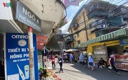 """Sân chung của các khu tập thể ở Hà Nội bị các hộ kinh doanh """"bức tử"""""""