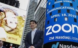 Zoom bùng nổ nhờ Covid-19: Doanh thu tăng vọt 169%, giá cổ phiếu tăng gấp 6 lần