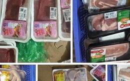 """Mù mờ nguồn gốc """"thịt siêu thị"""" giá siêu rẻ bán trên mạng xã hội"""