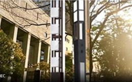 Tokyo thí điểm triển khai cột thông minh 5G