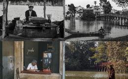 """Chàng trai 25 tuổi dành 7 năm chụp bộ ảnh """"Hà Nội 100 năm trước"""": Vì thời gian là thứ không thể lấy lại được"""