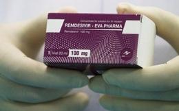 Thuốc trị Covid-19 Remdesivir có giá 3.120 USD, ưu tiên bán tại Mỹ