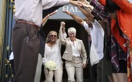 CNN: Hôn nhân đồng tính thúc đẩy tăng trưởng kinh tế Mỹ