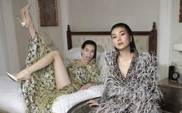 Đẹp ná thở trên Vogue Pháp, Thanh Hằng và Hồ Ngọc Hà đẳng cấp trong trang phục của Công Trí: Tinh hoa hội tụ là đây!