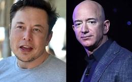 Vừa tuyên bố nghỉ chơi Twitter, Elon Musk đã đăng tweet chọc ngoáy ông chủ Amazon