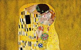 """Tuyệt phẩm """"Nụ hôn"""" của Gustav Klimt: Tình yêu thanh thản và mê say"""