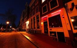Ngành mại dâm ế khách sau dịch Covid-19, Amsterdam quyết tâm cải tổ ngành du lịch