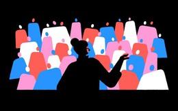 Hãy nghĩ về khán giả của mình - việc đầu tiên bạn cần làm để có một bài diễn thuyết thành công