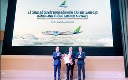 Sếp cũ của Hàng không Thiên Minh về làm Phó Tổng giám đốc Bamboo Airways