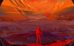 Hoàng hôn khi nhìn từ hành tinh khác sẽ trông như thế nào? Hãy xem hình ảnh vừa được NASA công bố
