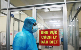 Việt Nam ghi nhận ca nhiễm COVID-19 mới