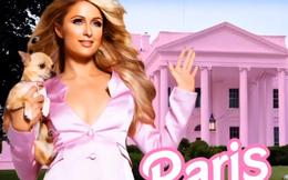 Paris Hilton tuyên bố tranh cử Tổng thống Mỹ, dự định sẽ sơn Nhà Trắng thành Nhà Hồng!