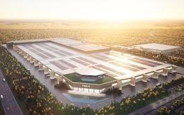 Elon Musk lần đầu tiết lộ hình ảnh nhà máy Gigafactory tại Đức, đẹp không khác gì resort 5 sao, có cả hồ bơi trên mái nhà