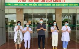 Bé 12 tuổi cùng 2 người khác khỏi bệnh, Việt Nam có 356 ca khỏi COVID-19