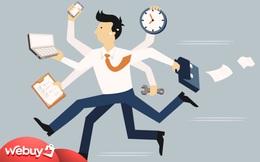 Gợi ý loạt sản phẩm giúp tiết kiệm thời gian tối ưu khi bạn quá bận rộn với công việc