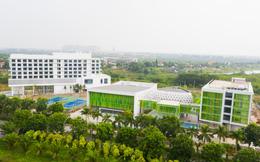 Vietcombank xây trung tâm đào tạo tại Ecopark: Xanh-sang-xịn, có hồ bơi, sân bóng như một khu nghỉ dưỡng đẳng cấp