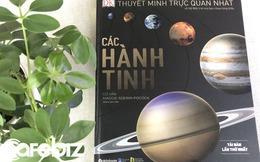 Ba cuốn sách giúp độc giả khám phá vũ trụ bao la và hành trình chinh phục vũ trụ đầy cảm hứng của nhân loại