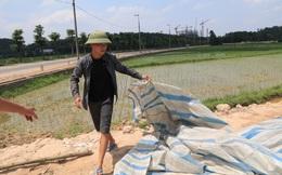 Người dân Nam Sơn dỡ lều bạt, xe chở rác bắt đầu hoạt động trở lại