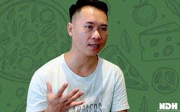 Chuyện khởi nghiệp của ông chủ chuỗi pizza Việt từng xuất hiện trên truyền thông khắp 5 châu