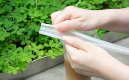 Thiết kế thông minh này là lời giải cho bài toán ống hút nhựa, giá rẻ nhưng vẫn thân thiện với môi trường