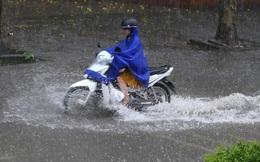 Miền Bắc đón mưa dông diện rộng nhiều ngày